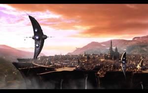 Lost City II by jfliesenborghs