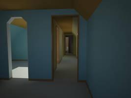 My room part 2 by Zyxakarene