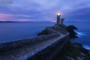 Atlantic Lights IV: Phare du Petit Minou by NicolasAlexanderOtto