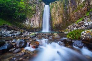 Kaname Falls by NicolasAlexanderOtto