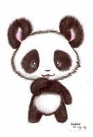 panda by Liedeke