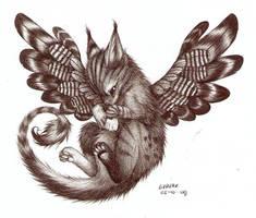 fantasy by Liedeke