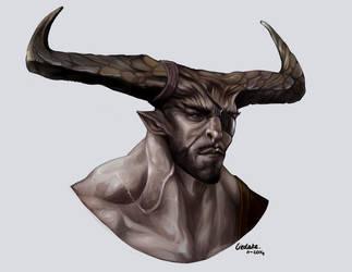 Iron Bull by Liedeke