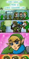 Ladies' Man Link Episode 10: Hyrule Warriors Link by InkRose98