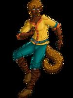 Shev (Dragon Queen) by InkRose98