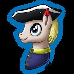 PonyRex Commission by InkRose98