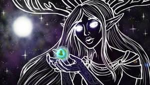 Auria's Creation by InkRose98