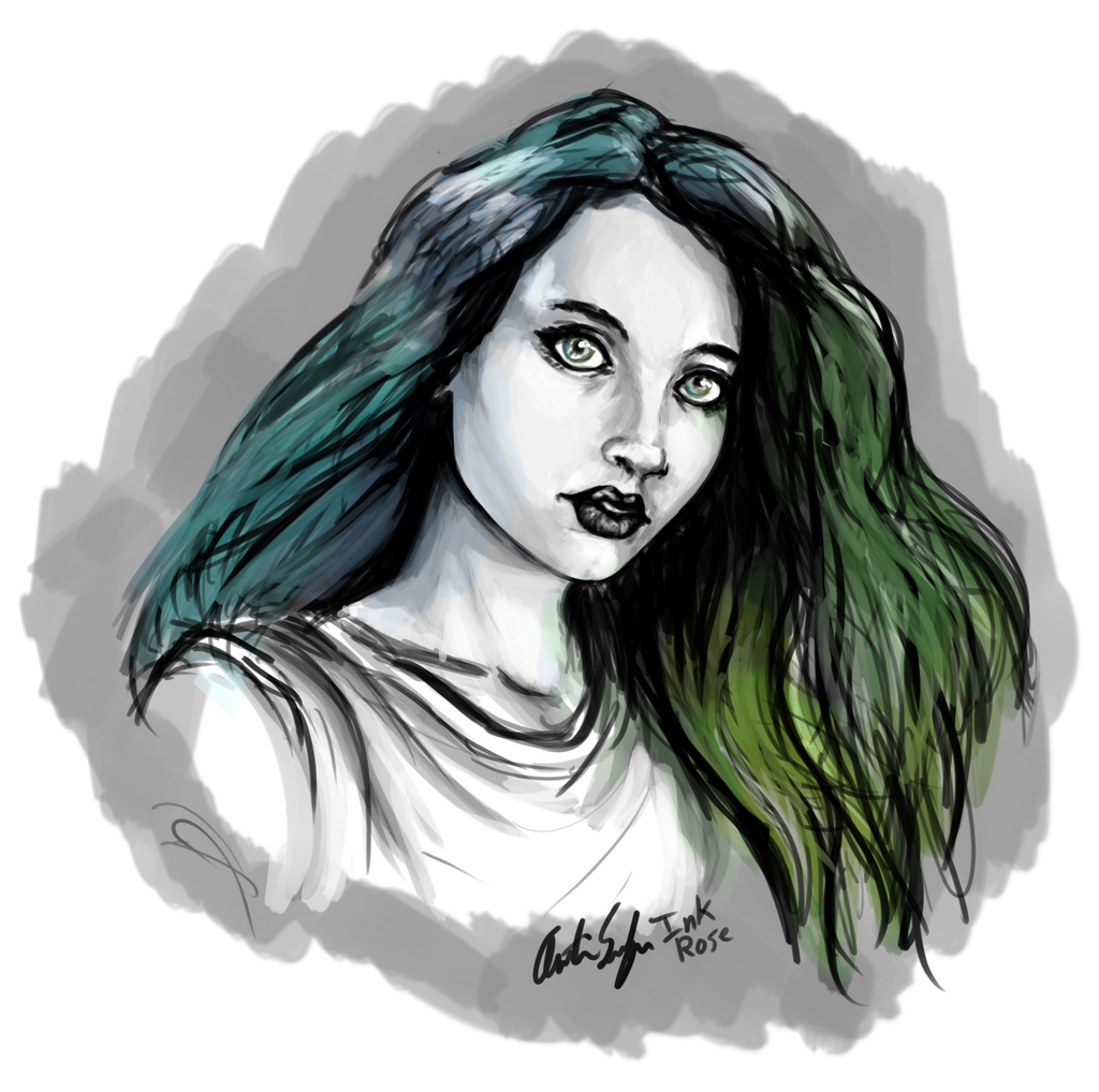 InkRose98's Profile Picture