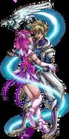 He's My Wingman. (Star Guardian Luxreal) by InkRose98