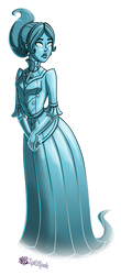 Eleanor Character Illustration by InkRose98