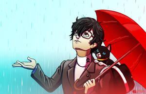 Rainy Season by InkRose98