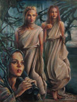 Mothers of Nephilim by Sloppygee