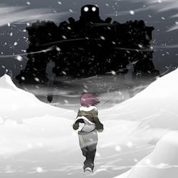Arctic Colossi by Hayakain