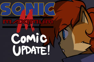 Sonic M has updated! by Hayakain