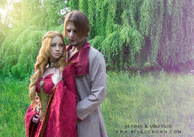 Cersei and Jaime by Aerien-Designs