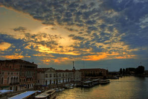 Clouds on the Water by FiniteAnarchy
