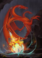 Dragon by ArianLin