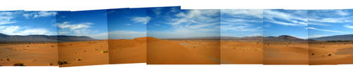 360 degrees of separation by serafin666