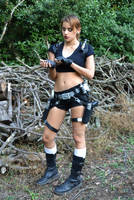 Tomb Raider Legend - game: paused by FuinurCroft