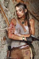 Tomb Raider 9 - Lara Croft by FuinurCroft