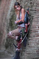 Tomb Raider 9 - Alone by FuinurCroft