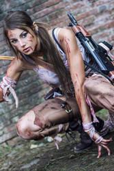 Tomb Raider 9 - Escape by FuinurCroft