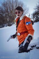Tomb Raider III - Antarctica by FuinurCroft
