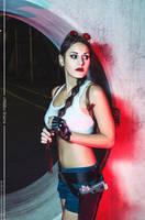 Tomb Raider III South Pacific - Lady Croft by FuinurCroft