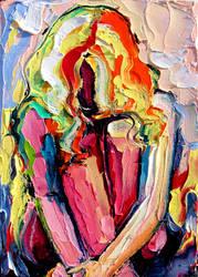 Femme 87 by sagittariusgallery