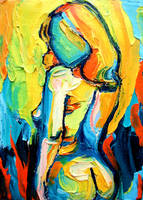 Femme 138 by sagittariusgallery