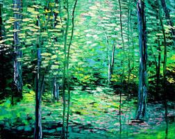 Timberland by sagittariusgallery