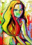 Femme 185 by sagittariusgallery