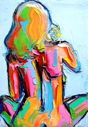 Femme 219 by sagittariusgallery