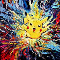 van Gogh Never Caught Them All by sagittariusgallery