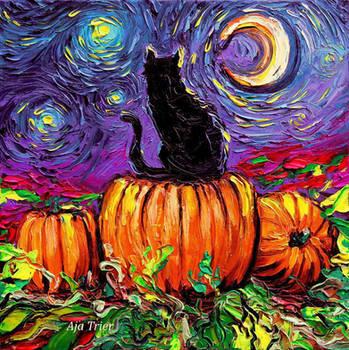 Starry Hallows' Eve by sagittariusgallery