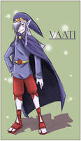 Zelda MC: Vaati by AwesomeShinigami