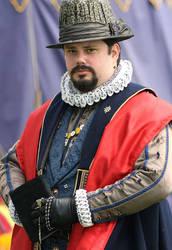 Elizabethan Men's Surcote by ladyrose04
