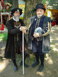 Sir Francis Knollys Surcote by ladyrose04