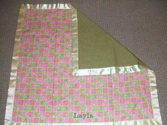 Baby Blanket by ladyrose04