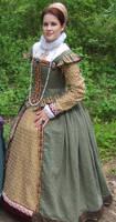 Anne H. '06, the Rain Dress by ladyrose04