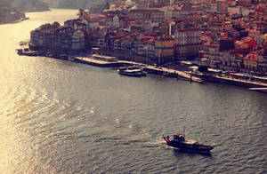 Douro River by ralucsernatoni