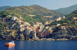 Cinque Terre by ralucsernatoni