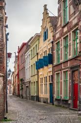 On the street - Gent by ralucsernatoni