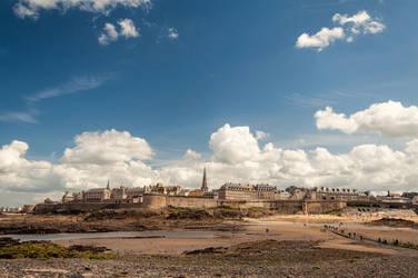 St Malo by ralucsernatoni