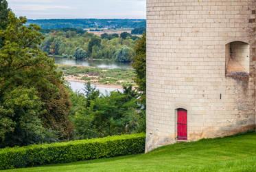 The red door by ralucsernatoni