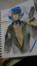 New oc  by Kodomina