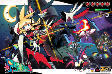 DraculaCastle by Gashi-gashi