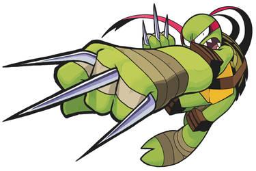 Raphael by Gashi-gashi