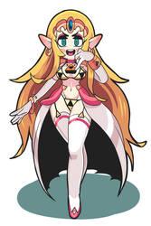 Zelda by Gashi-gashi