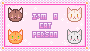 Cat Person Stamp by CatJamSprinkles